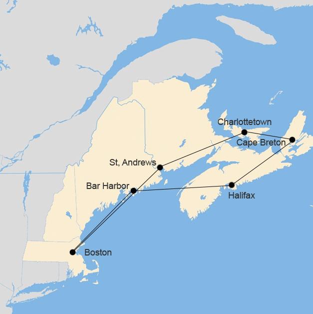 Canada S Maritime Provinces 187 Autoventure